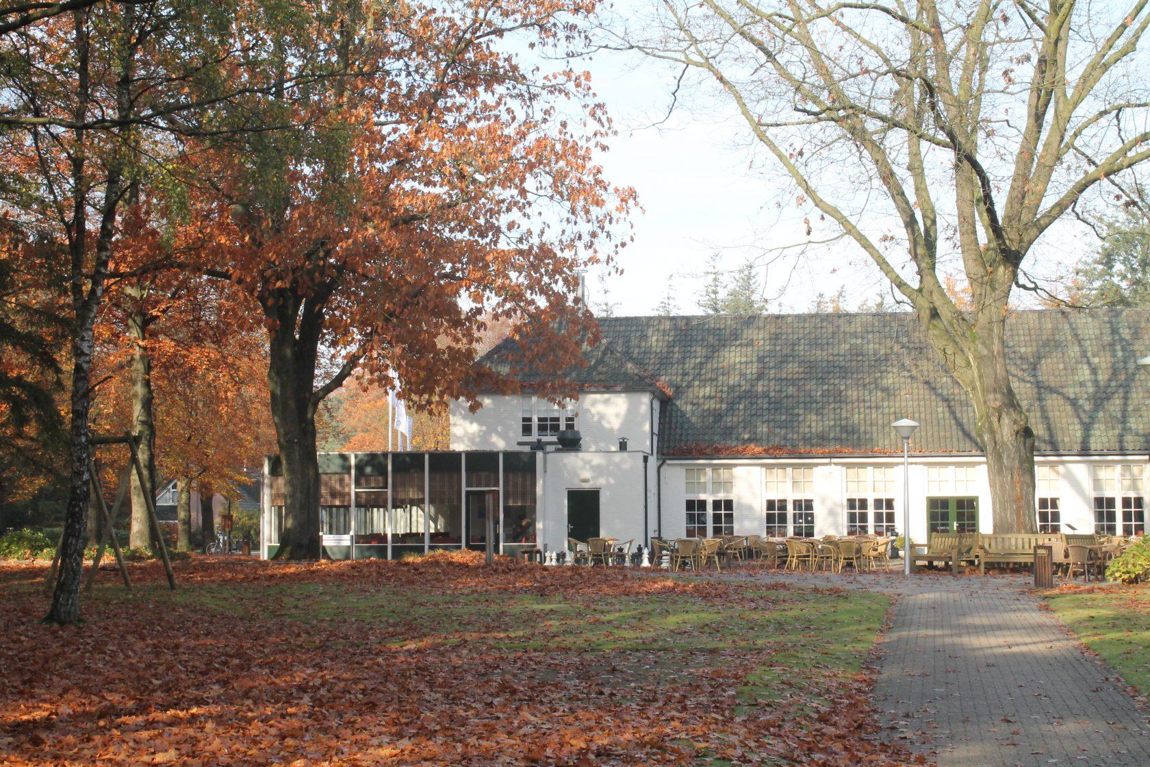 hotel waar Simonton training werd gegeven