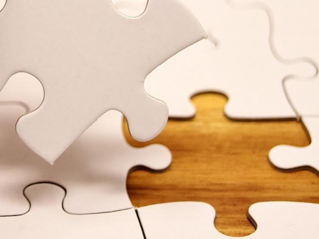 puzzel stukje ontbreekt - psychotherapy