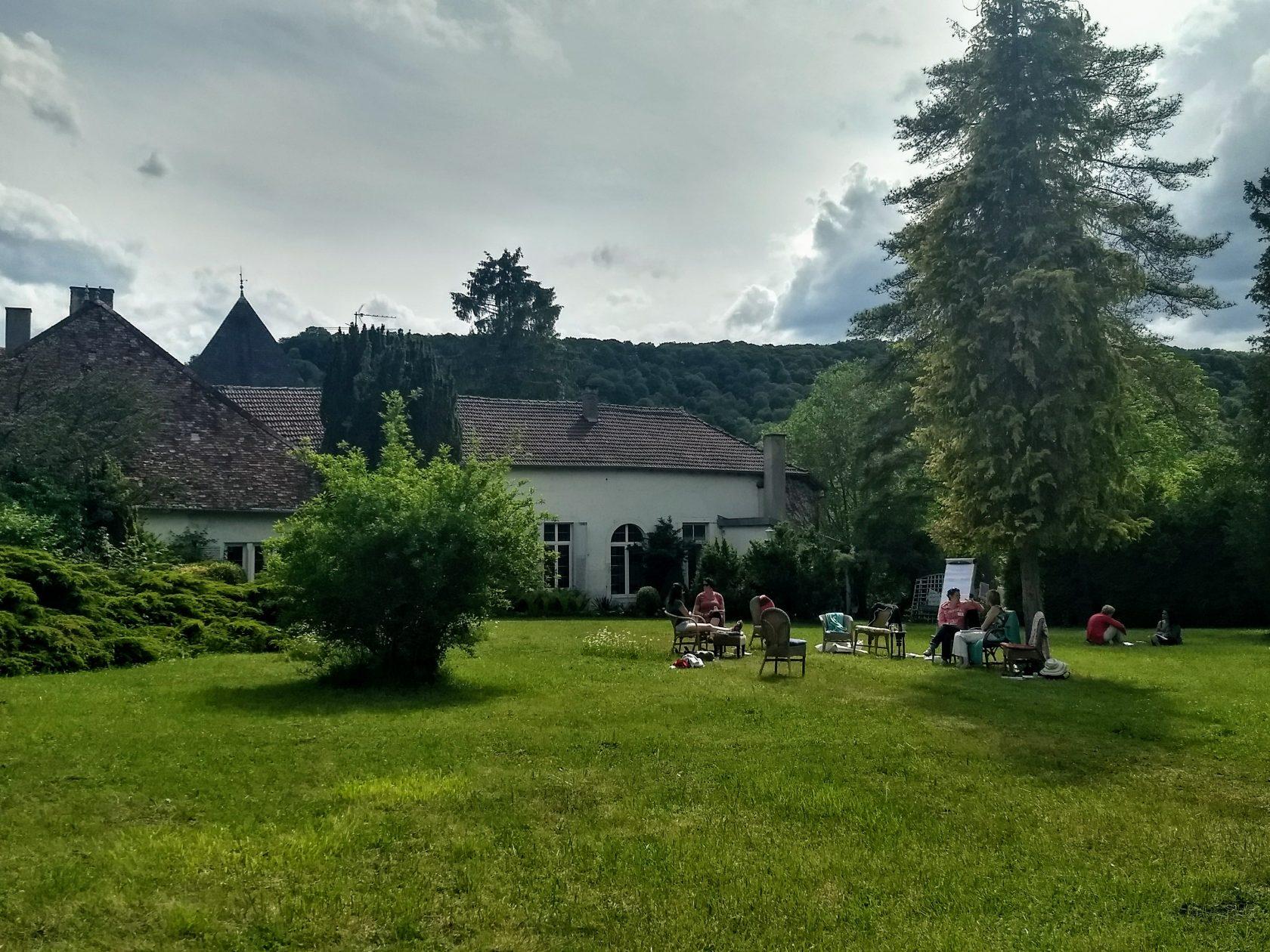 Ontspannen training in mooi Frankrijk
