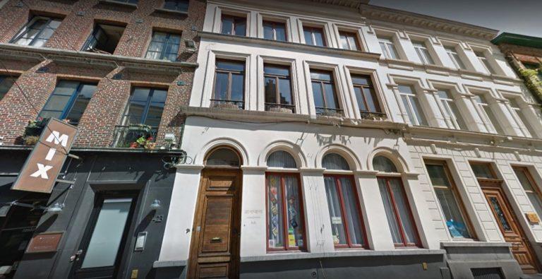 Aanaajaanaa-Connect school in Gent