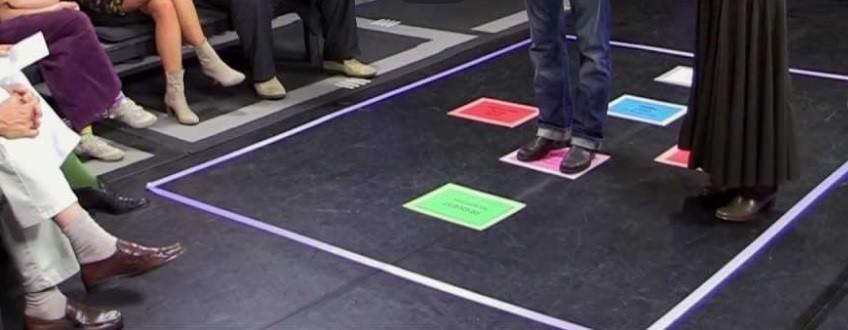 Dansvloeren, een effectieve methodiek om geweldloze Communicatie aan te leren